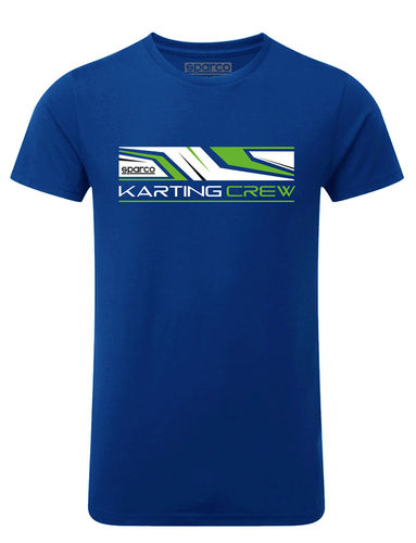 Sparco T-Shirt K-Crew