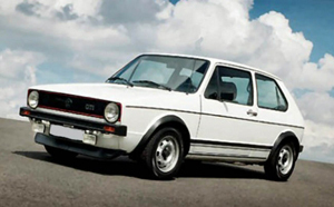 Powerflexbussningar VW Golf MK I 73-85