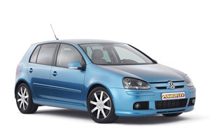 Powerflexbussningar VW Golf MK5 1K (2003-2009)