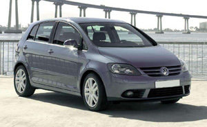 Powerflexbussningar VW Golf MK5 Plus 5M