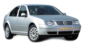 Powerflexbussningar VW Bora 4 Motion (1999-2005)