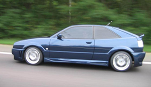 Powerflexbussningar VW Corrado (1989-1995)