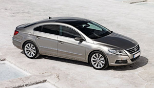 Powerflexbussningar VW Passat CC 35 (2008-2012)