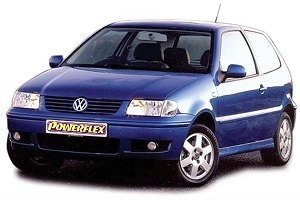 Powerflexbussningar VW Polo MK3 6N (1995-2002)