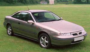 Powerflexbussningar Opel Calibra (1989-1997)