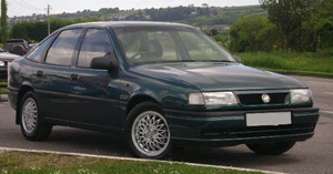 Powerflexbussningar Opel Vectra A (1989-1995)