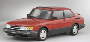 Powerflexbussningar SAAB 900 (1983-1993)