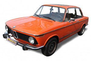 Powerflexbussningar BMW 1502-2002 (1962 - 1977)