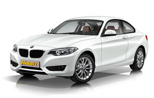 Powerflexbussningar BMW Serie 2 F22, F23 XDRIVE
