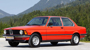 Powerflexbussningar BMW Serie 3 E21 (1975-1978)