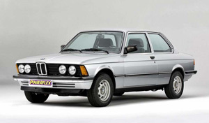 Powerflexbussningar BMW Serie 3 E21 (1978-1983)