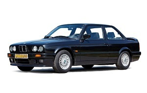 Powerflexbussningar BMW Serie 3 E30 (1982-1991)