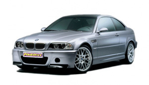 Powerflexbussningar BMW Serie 3 E46 M3