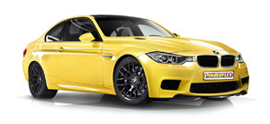 Powerflexbussningar BMW Serie 3 F80 M3