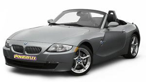 Powerflexbussningar BMW Z4 E85 & E86 (2003-2009)