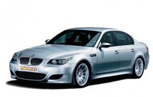 Powerflexbussningar BMW Serie 5 E60 M5