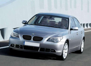 Powerflexbussningar BMW Serie 5 E60 Saloon
