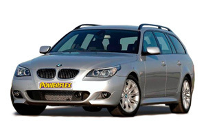 Powerflexbussningar BMW Serie 5 E61 Touring