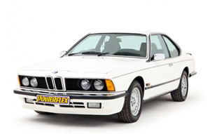 Powerflexbussningar BMW Serie 6 E24 (1982-1989)