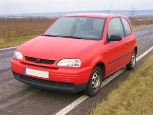 Powerflexbussningar Seat Arosa (1997-2004)