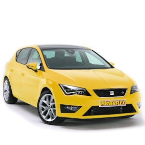 Powerflexbussningar Seat Leon MK3 5F UpTo 150PS (2013-) Rear beam