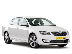 Powerflexbussningar Skoda Octavia 5E 150PS Plus Multi-link (2013-)