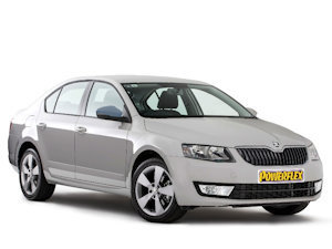 Powerflexbussningar Skoda Octavia 5E Up To 150PS Rear Beam (2013-)