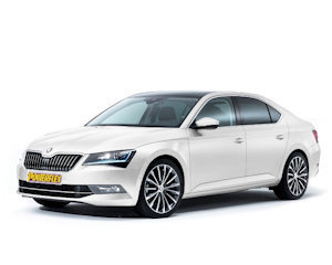 Powerflexbussningar Skoda Superb (2015-)