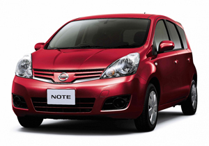 Powerflexbussningar Nissan Note/Tiida (2006-2011)