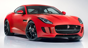 Powerflexbussningar Jaguar F type (2013-)