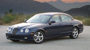 Powerflexbussningar Jaguar S type - X200 (1998-2002)