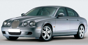 Powerflexbussningar Jaguar S type - X202/4/6 (2002-2009)