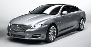 Powerflexbussningar Jaguar XJ - X351 (2010-)