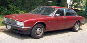 Powerflexbussningar Jaguar XJ40 (1986-1994)
