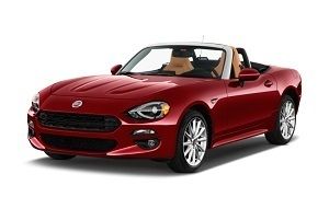 Powerflexbussningar Fiat 124 Spider (2016 -)