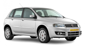 Powerflexbussningar Fiat Stilo (2001-2010)