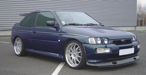 Powerflexbussningar Ford Escort RS Cosworth (1992-1996)
