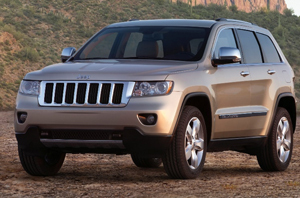 Powerflexbussningar Jeep Grand Cherokee MK4 WK2 (2011-2015)