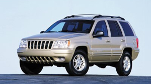 Powerflexbussningar Jeep Grand Cherokee WG & WJ (1999-2004)