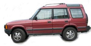 Powerflexbussningar Land Rover Discovery 1 (1989-1998)