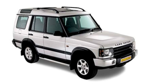 Powerflexbussningar Land Rover Discovery 2 (1999-2004)