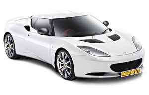 Powerflexbussningar Lotus Evora (2010-)