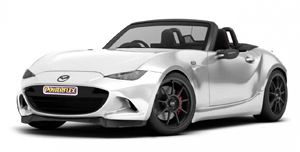 Powerflexbussningar Mazda MX-5, Miata, Eunos MK4 ND (2015-)