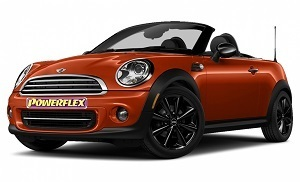 Powerflexbussningar Mini R59 Roadster (2012-2015)