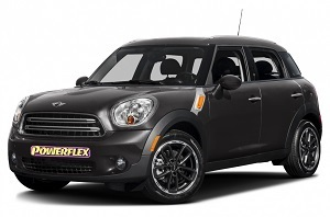 Powerflexbussningar Mini Countryman R60 2WD (2010-2016)