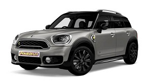 Powerflexbussningar Mini F60 Countryman Gen2 (2017-)