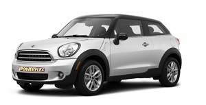 Powerflexbussningar Mini Paceman R61 2WD (2013-2016)