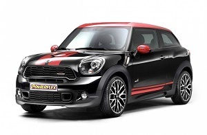 Powerflexbussningar Mini Paceman R61 4WD (2013-2016)