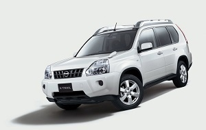Powerflexbussningar Nissan X-Trail (2008-2011)