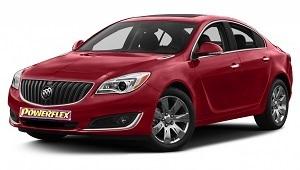Powerflexbussningar Buick Regal MK5 (2011-2017)